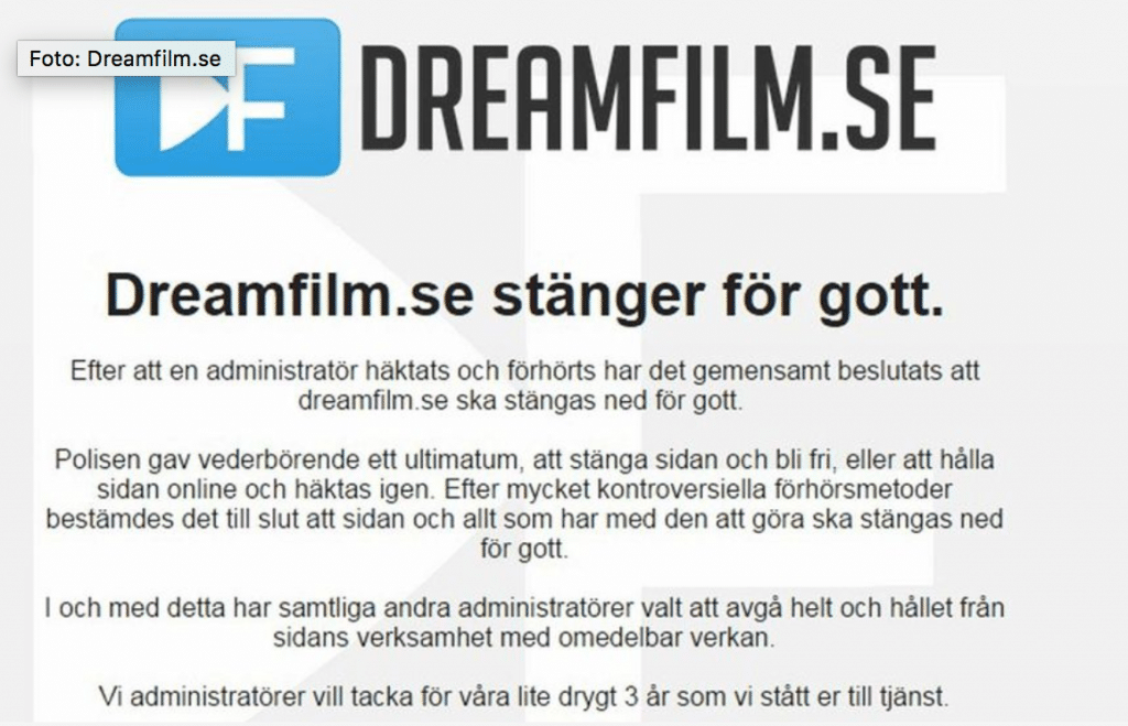 dreamfilm nere