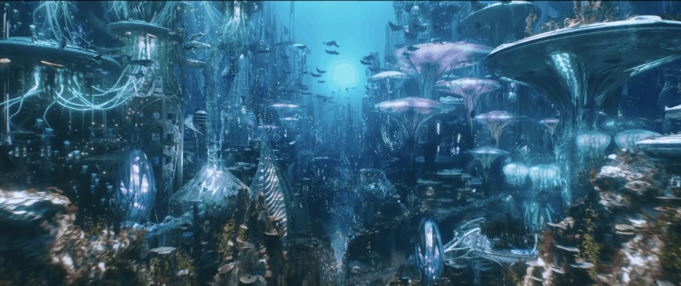 Recension: Aquaman